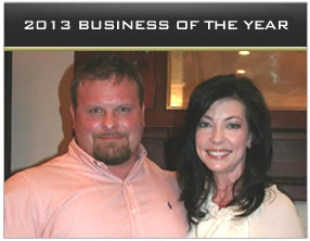 2013 Roane County Business of the Year